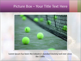 Tennis Championship PowerPoint Templates - Slide 15