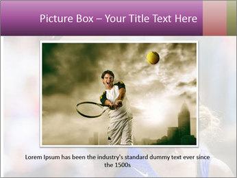 Tennis Championship PowerPoint Template - Slide 16
