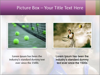Tennis Championship PowerPoint Templates - Slide 18
