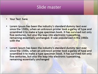 Tennis Championship PowerPoint Template - Slide 2
