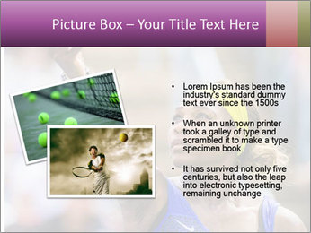 Tennis Championship PowerPoint Template - Slide 20