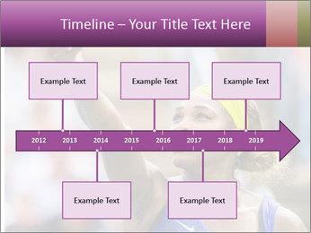 Tennis Championship PowerPoint Template - Slide 28