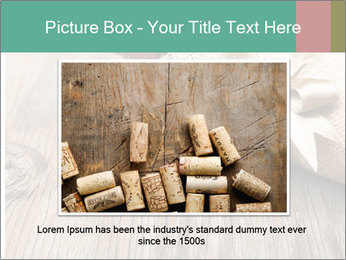 Wine Bottle Gift PowerPoint Templates - Slide 15