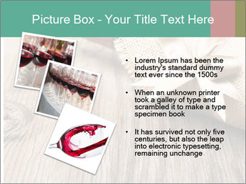 Wine Bottle Gift PowerPoint Templates - Slide 17