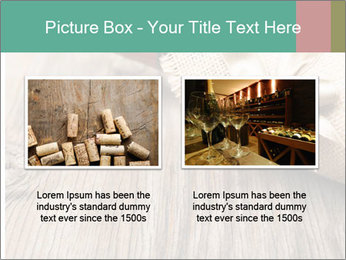 Wine Bottle Gift PowerPoint Templates - Slide 18