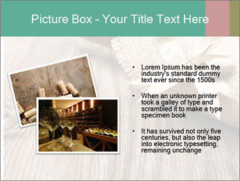 Wine Bottle Gift PowerPoint Templates - Slide 20