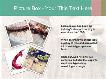 Wine Bottle Gift PowerPoint Templates - Slide 23