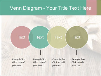 Wine Bottle Gift PowerPoint Templates - Slide 32