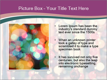 Christmas Party Decor PowerPoint Template - Slide 13