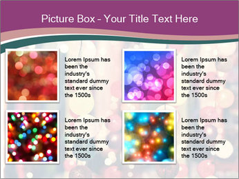 Christmas Party Decor PowerPoint Template - Slide 14