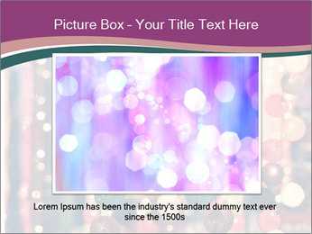 Christmas Party Decor PowerPoint Template - Slide 15