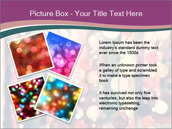 Christmas Party Decor PowerPoint Template - Slide 23
