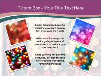 Christmas Party Decor PowerPoint Template - Slide 24