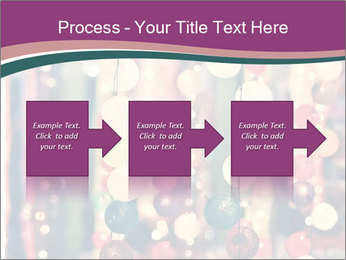 Christmas Party Decor PowerPoint Template - Slide 88