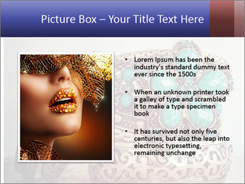 Vintage Bracelet PowerPoint Templates - Slide 13