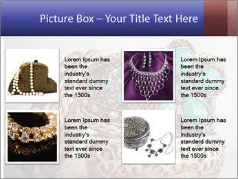 Vintage Bracelet PowerPoint Templates - Slide 14
