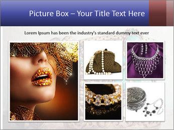Vintage Bracelet PowerPoint Template - Slide 19