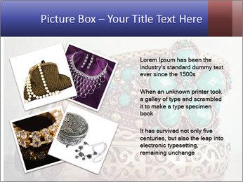 Vintage Bracelet PowerPoint Templates - Slide 23