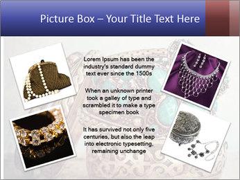 Vintage Bracelet PowerPoint Templates - Slide 24
