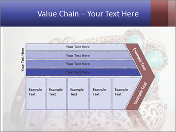 Vintage Bracelet PowerPoint Template - Slide 27