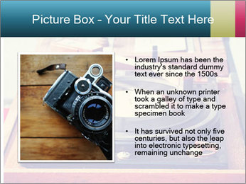 Vintage Vinyl Player PowerPoint Template - Slide 13