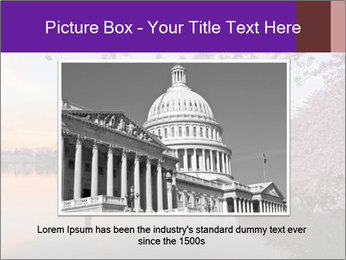 Panoramic Sunset PowerPoint Template - Slide 15
