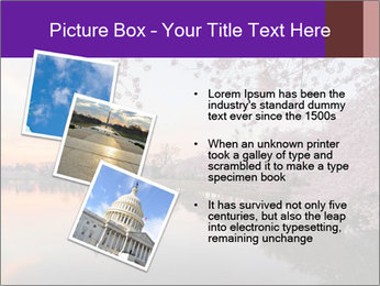 Panoramic Sunset PowerPoint Template - Slide 17