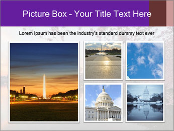 Panoramic Sunset PowerPoint Template - Slide 19