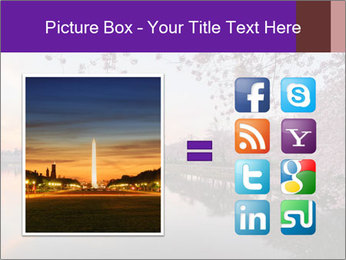 Panoramic Sunset PowerPoint Template - Slide 21