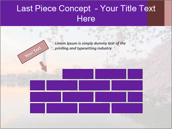 Panoramic Sunset PowerPoint Template - Slide 46