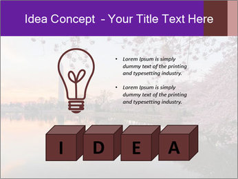 Panoramic Sunset PowerPoint Template - Slide 80