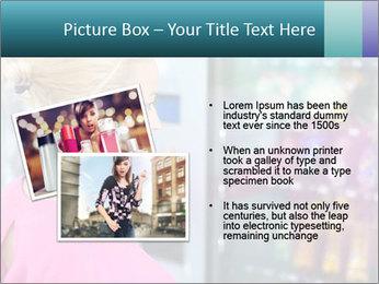 Woman Buys Snacks PowerPoint Template - Slide 20