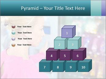 Woman Buys Snacks PowerPoint Template - Slide 31