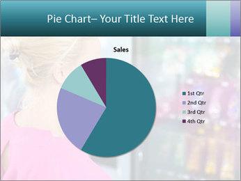 Woman Buys Snacks PowerPoint Template - Slide 36