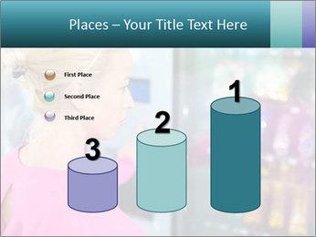 Woman Buys Snacks PowerPoint Template - Slide 65