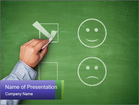 Changing Mood PowerPoint Template