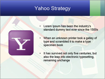 Vector Schoolbooks PowerPoint Templates - Slide 11