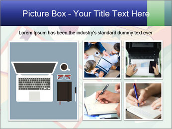 Vector Schoolbooks PowerPoint Templates - Slide 19