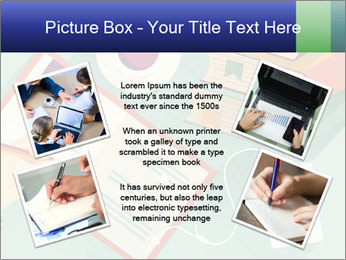Vector Schoolbooks PowerPoint Templates - Slide 24