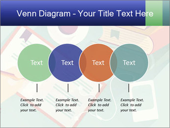 Vector Schoolbooks PowerPoint Templates - Slide 32