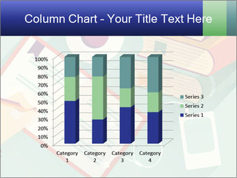 Vector Schoolbooks PowerPoint Templates - Slide 50