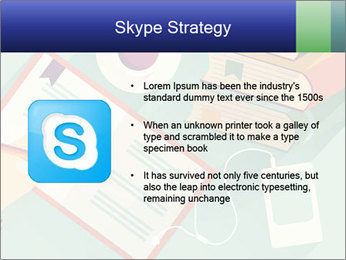 Vector Schoolbooks PowerPoint Templates - Slide 8