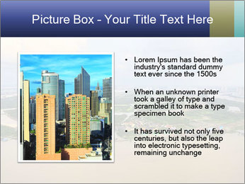 Panoramic Construction PowerPoint Templates - Slide 13
