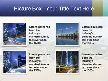 Panoramic Construction PowerPoint Template - Slide 14