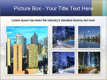 Panoramic Construction PowerPoint Template - Slide 19