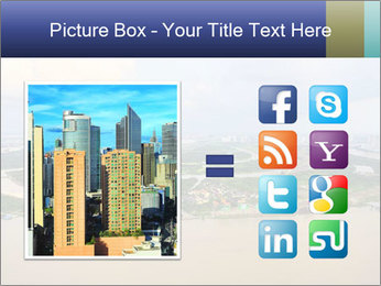 Panoramic Construction PowerPoint Template - Slide 21