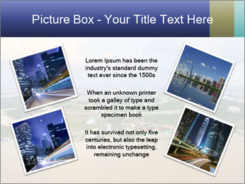 Panoramic Construction PowerPoint Template - Slide 24