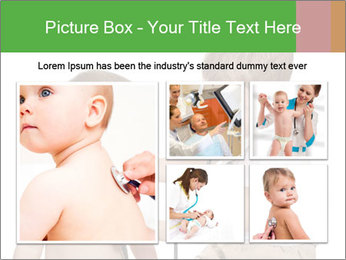 Boys Play Doctors PowerPoint Template - Slide 19