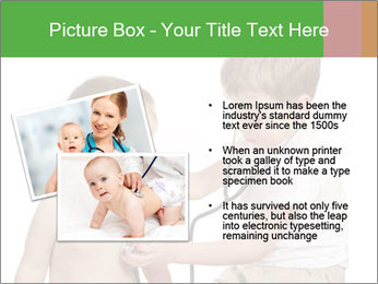 Boys Play Doctors PowerPoint Template - Slide 20