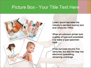 Boys Play Doctors PowerPoint Template - Slide 23